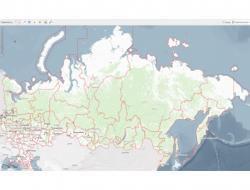 Кадастровая карта знает все о земельных участках