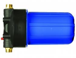 Магистральный фильтр для воды: очистка производится непрерывно
