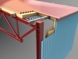 Сэндвич панели – современный строительный и отделочный материал