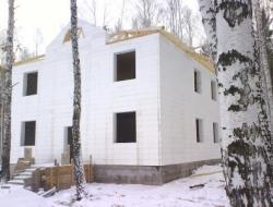 Строим дом как конструктор Лего