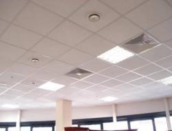 Подвесной потолок Armstrong функциональность и эстетика