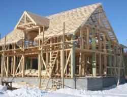 Прочный, теплый и быстростроящийся дом