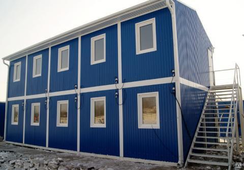 Где заказать блок-контейнеры, бытовки и модульные здания?