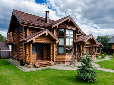 Стройматериалы для загородного дома. Деревянные дома.