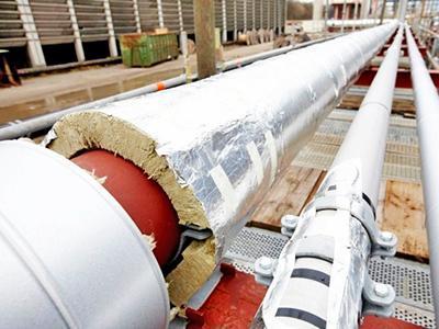 Выбор материала для теплоизоляции трубопроводов