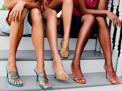 Стройные и красивые ноги? Главное - здоровые!