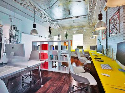 Модный офис