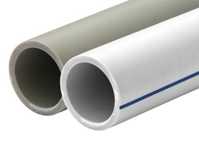 Сантехнические пластиковые трубы