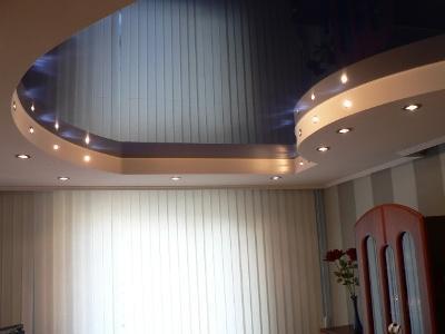 Вверх за потолками