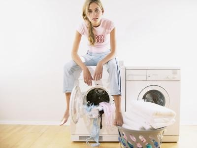 Если сломалась стиральная машинка