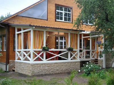 О постройке веранды-пристройки к дачному дому