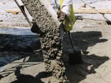 Преимущества бетона М150