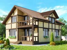 Основные преимущества каркасных домов
