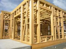 Быстрое строительство каркасного дома