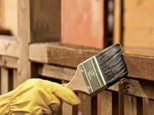 Меры предосторожности при работе с веществами для обработки древесины