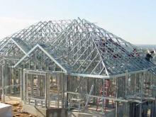 Использование металла в строительстве зданий и последующая утилизация остатков металла