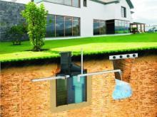 Удобная загородная жизнь с септиком