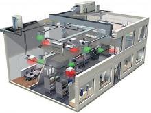 Основные типы вентиляционных систем