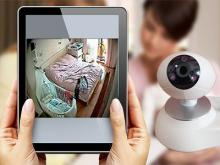 Комплекты для систем видеонаблюдения