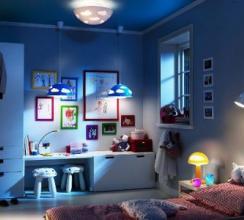 Выбрать и купить люстры для детской комнаты