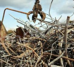 Сдача металлолома после окончания строительных работ