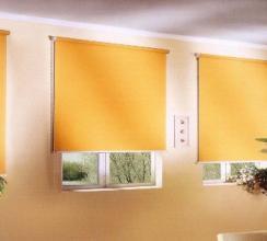 Рулонные шторы: практично и функционально