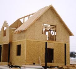 Практические советы по постройке дома из СИП-панелей