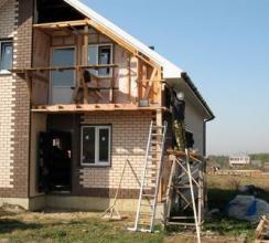 Этапы строительства дачи: фундамент - как основа